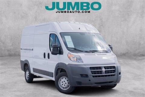 2018 RAM ProMaster Cargo for sale at Jumbo Auto & Truck Plaza in Hollywood FL