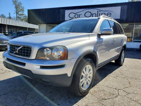 2008 Volvo XC90 for sale at Car Online in Roswell GA