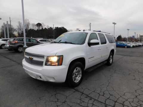 2010 Chevrolet Suburban for sale at Paniagua Auto Mall in Dalton GA