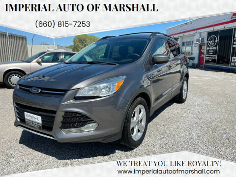2014 Ford Escape for sale at Imperial Auto, LLC in Marshall MO