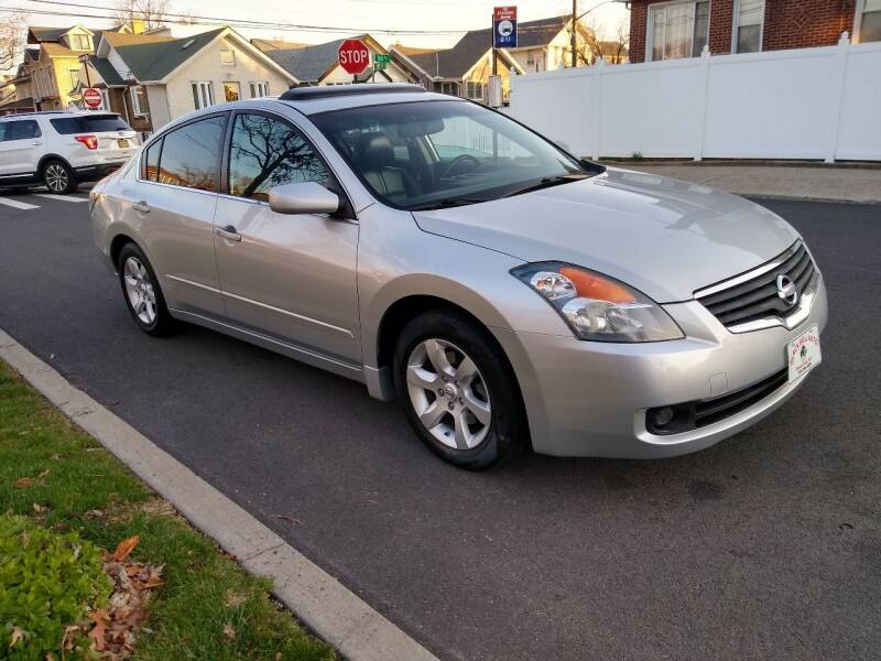 2007 Nissan Altima for sale at Blackbull Auto Sales in Ozone Park NY