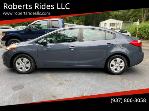 2016 Kia Forte for sale at Roberts Rides LLC in Franklin OH
