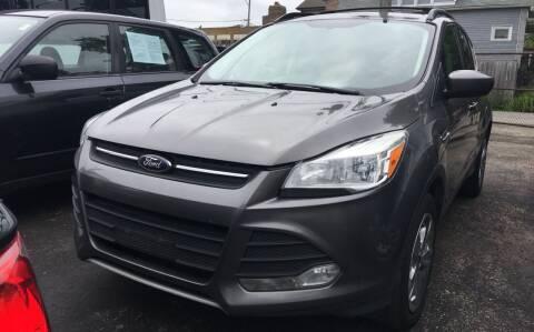 2013 Ford Escape for sale at Jeff Auto Sales INC in Chicago IL