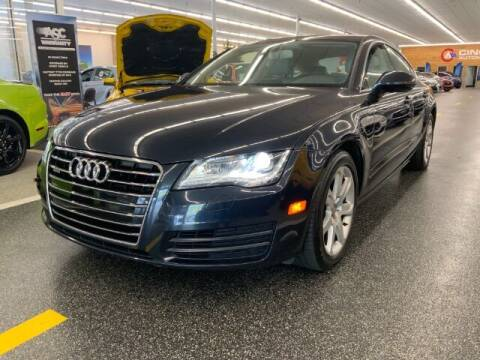 2013 Audi A7 for sale at Dixie Motors in Fairfield OH