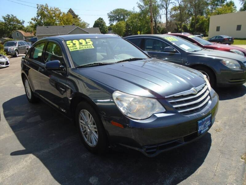 2008 Chrysler Sebring for sale at DISCOVER AUTO SALES in Racine WI