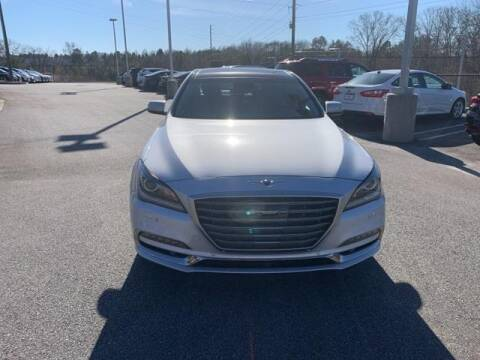 2018 Genesis G80 for sale at CU Carfinders in Norcross GA
