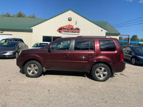 2009 Honda Pilot for sale at HP AUTO SALES in Berwick ME