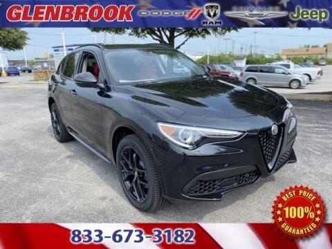 2021 Alfa Romeo Stelvio for sale at Glenbrook Dodge Chrysler Jeep Ram and Fiat in Fort Wayne IN