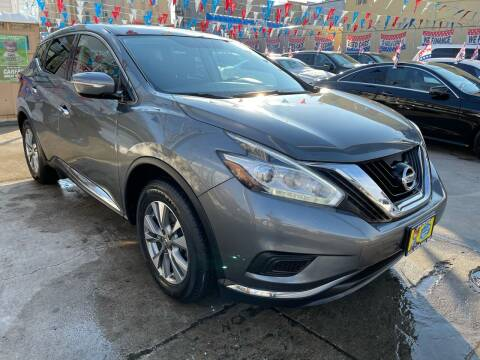 2015 Nissan Murano for sale at Elite Automall Inc in Ridgewood NY