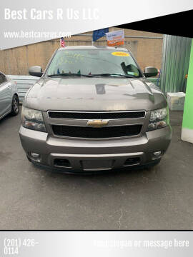 2008 Chevrolet Tahoe for sale at Best Cars R Us LLC in Irvington NJ