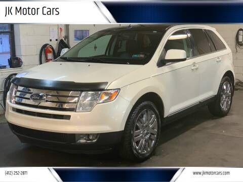 2008 Ford Edge for sale at JK Motor Cars in Pittsburgh PA