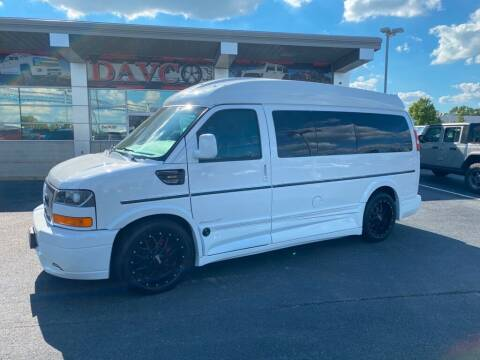 2016 GMC Savana Cargo for sale at Davco Auto in Fort Wayne IN