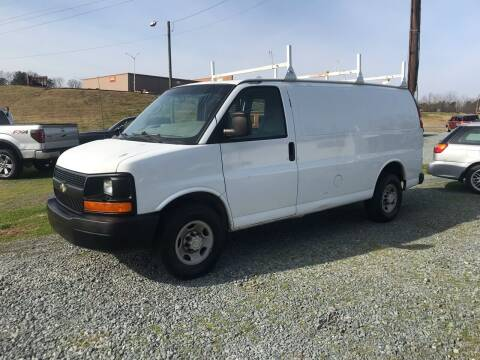 2008 Chevrolet Express Cargo for sale at Clayton Auto Sales in Winston-Salem NC
