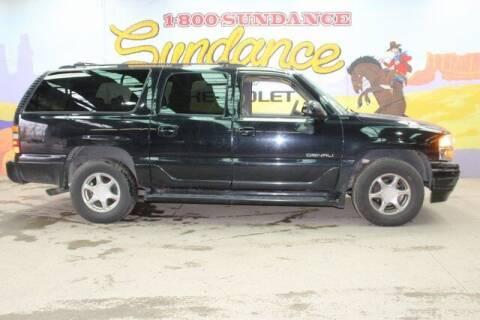 2005 GMC Yukon XL for sale at Sundance Chevrolet in Grand Ledge MI