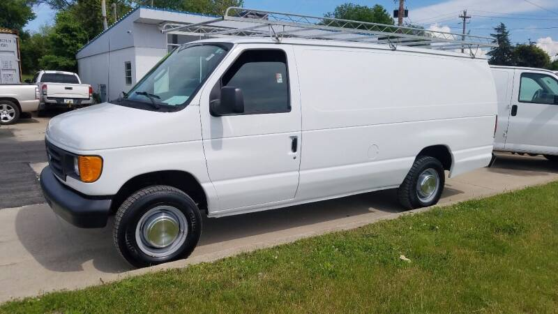 2006 Ford E-Series Cargo for sale at Downing Auto Sales in Des Moines IA
