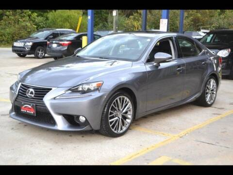 2014 Lexus IS 250 for sale at Inline Auto Sales in Fuquay Varina NC