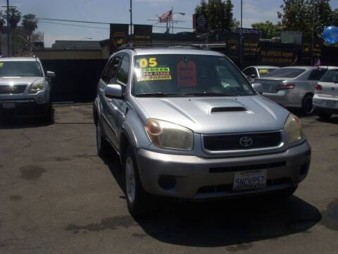 2005 Toyota RAV4 for sale at Alliance Auto Group Inc in Fullerton CA