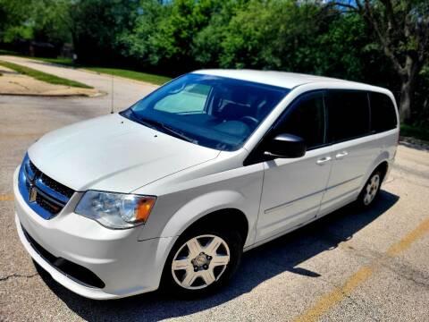 2012 Dodge Grand Caravan for sale at Future Motors in Addison IL