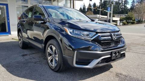2020 Honda CR-V for sale at Seattle's Auto Deals in Everett WA