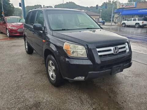 2006 Honda Pilot for sale at Street Side Auto Sales in Independence MO