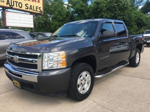 2010 Chevrolet Silverado 1500 for sale at Town and Country Auto Sales in Jefferson City MO
