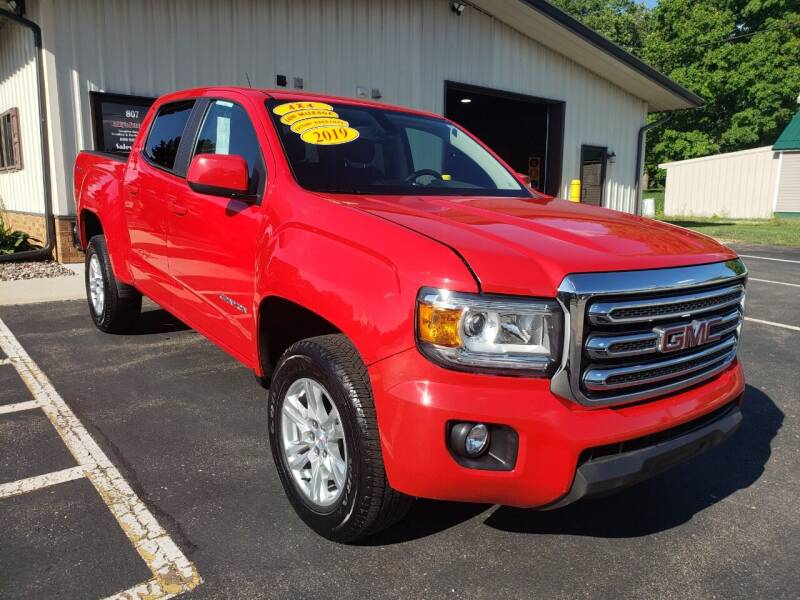 2019 GMC Canyon for sale at Kubly's Automotive in Brodhead WI