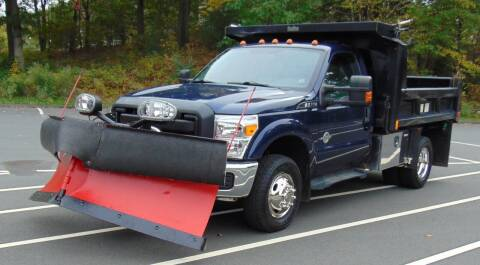 2011 Ford F-350 Super Duty for sale at LA Motors in Waterbury CT
