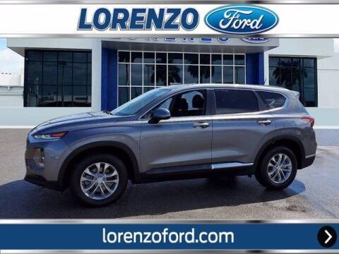 2019 Hyundai Santa Fe for sale at Lorenzo Ford in Homestead FL