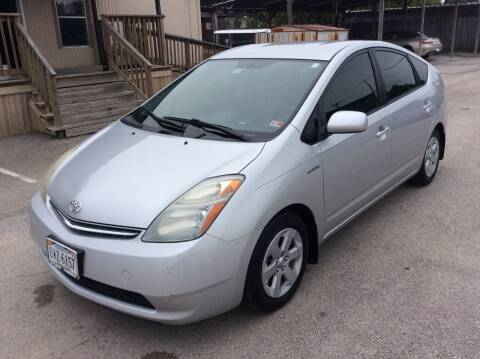 2007 Toyota Prius for sale at OASIS PARK & SELL in Spring TX