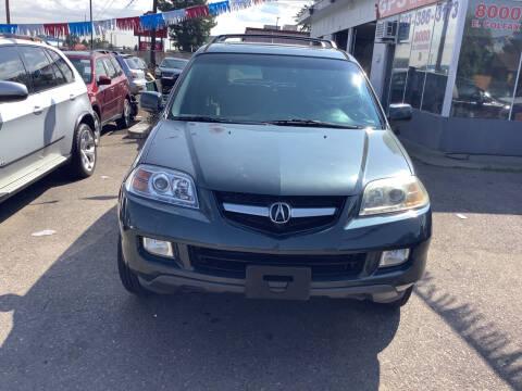 2004 Acura MDX for sale at GPS Motors in Denver CO
