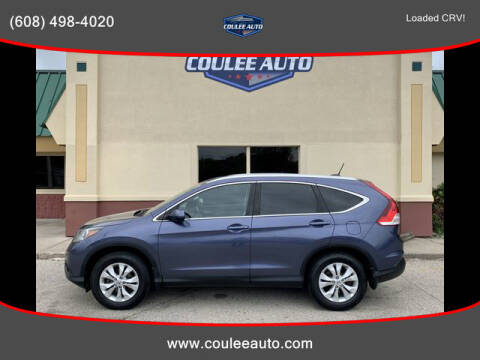 2013 Honda CR-V for sale at Coulee Auto in La Crosse WI