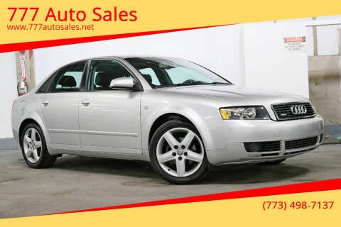 2005 Audi A4 for sale at 777 Auto Sales in Bedford Park IL