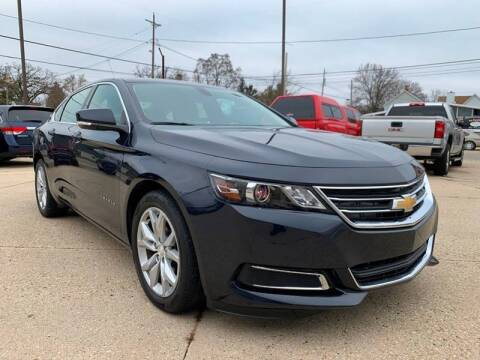 2016 Chevrolet Impala for sale at Auto Gallery LLC in Burlington WI