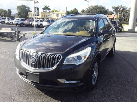2016 Buick Enclave for sale at YOUR BEST DRIVE in Oakland Park FL