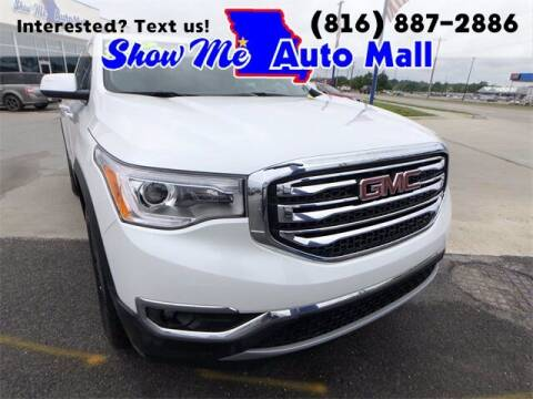 2018 GMC Acadia for sale at Show Me Auto Mall in Harrisonville MO