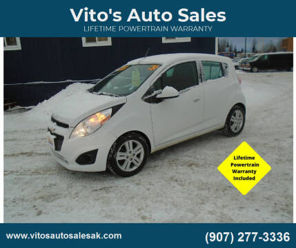 2015 Chevrolet Spark for sale at Vito's Auto Sales in Anchorage AK