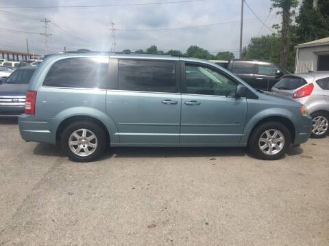 2008 Chrysler Town and Country for sale at Kings Auto Sales in Cadiz KY