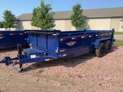 2022 H&H DBW-16 Dump Box #1369