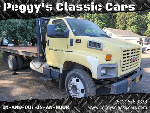 2003 GMC W6500 for sale at Peggy's Classic Cars in Oregon City OR