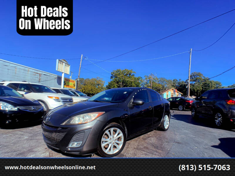 2011 Mazda MAZDA3 for sale at Hot Deals On Wheels in Tampa FL