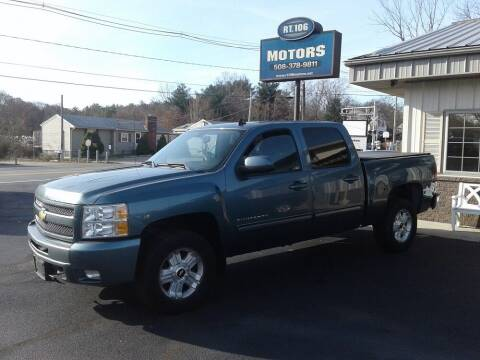 2010 Chevrolet Silverado 1500 for sale at Route 106 Motors in East Bridgewater MA