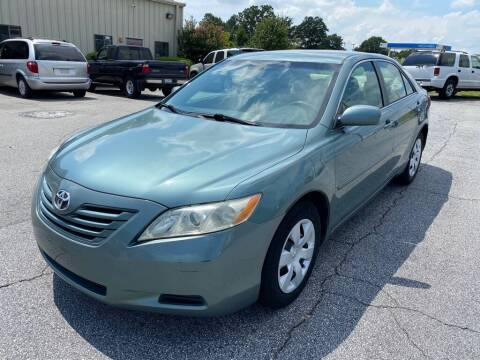2007 Toyota Camry for sale at Brewster Used Cars in Anderson SC
