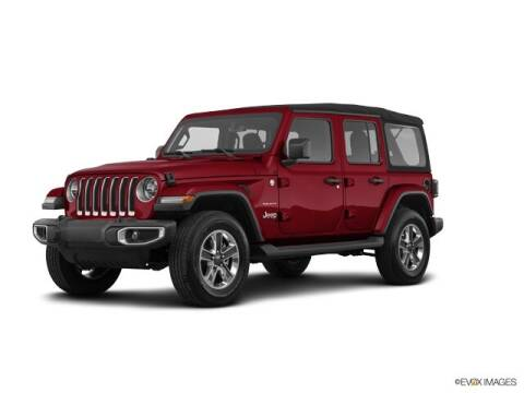 2021 Jeep Wrangler Unlimited for sale at Bob Weaver Auto in Pottsville PA