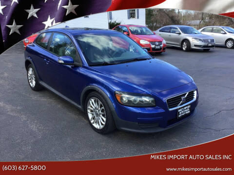 2008 Volvo C30 for sale at Mikes Import Auto Sales INC in Hooksett NH
