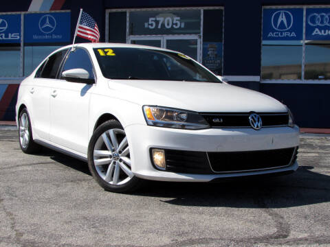 2012 Volkswagen Jetta for sale at Orlando Auto Connect in Orlando FL