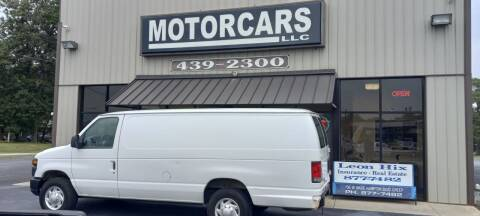 2014 Ford E-Series Cargo for sale at MotorCars LLC in Wellford SC