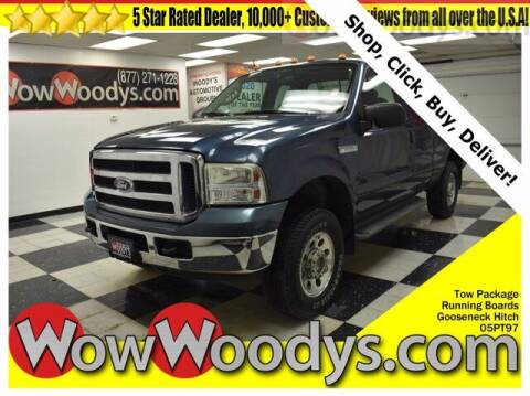 2005 Ford F-250 Super Duty for sale at WOODY'S AUTOMOTIVE GROUP in Chillicothe MO