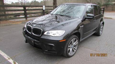 2013 BMW X5 M for sale at German Auto World LLC in Alpharetta GA