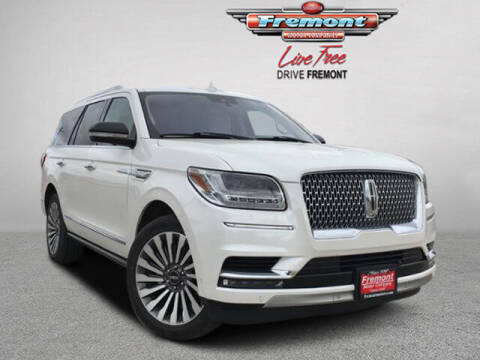 2018 Lincoln Navigator for sale at Rocky Mountain Commercial Trucks in Casper WY
