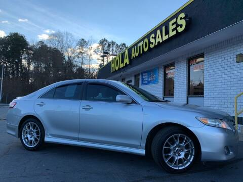 2010 Toyota Camry for sale at HOLA AUTO SALES CHAMBLEE- BUY HERE PAY HERE - in Atlanta GA